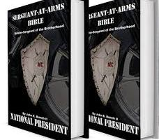 Buy Sgt-at-Arms Bible for someone you know that heeds it!