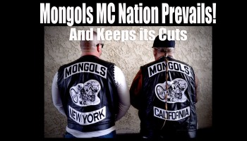 Mongol's Nation Prevails and Keeps its Cuts
