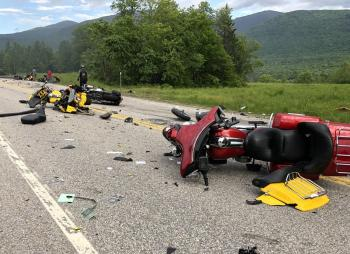 7 Bikers Killed by a Pickup Truck