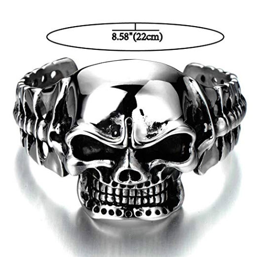 Skull Ring on Amazon